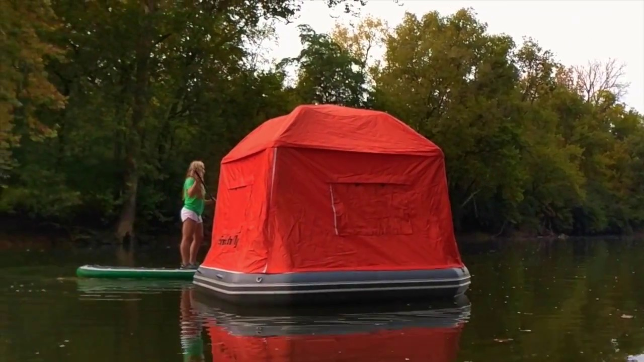 SmithFly Shoal Tent Clip & SmithFly Shoal Tent Clip - YouTube