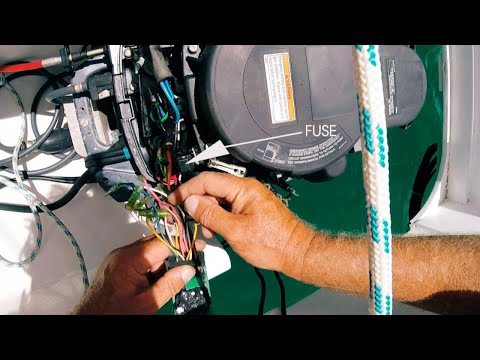 How To Diagnose, Fix & Replace your CDI Unit - Ep 79 Sailing Luckyfish