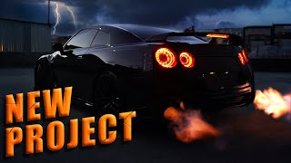GMG GARAGE NEW PROJECT / NİSSAN GTR R35 1000HP ⭕⭕\______/⭕⭕