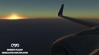 Infinite Flight Global   Transavia Airlines B737-800   Amsterdam to Thessaloniki