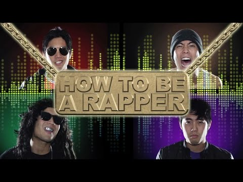 Thumbnail: How to be a Rapper