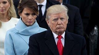 Tổng thống Trump khó đỡ khi vợ làm điều kỳ lạ