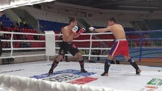 Макаров Дмитрий (Приморский край) против Гуляев Гаврил (Республика Саха (Якутия))