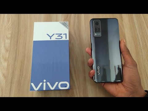 vivo Y31 Unboxing And Review I Hindi