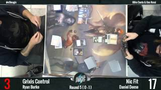 Legacy Top 8: Grixis Control vs Nic Fit + Bonus - February 15th, 2015 - Docking Bay 94