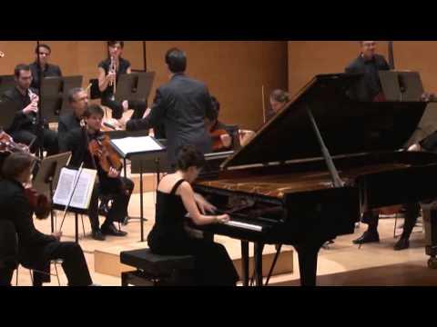 GIOrquestra  Mozart Concert per a piano nº21 - 3er  mov.