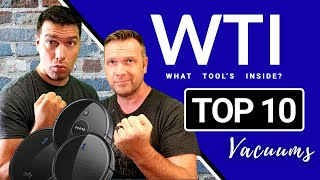 Top10 Vacuums by WTI