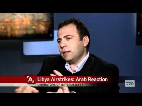 Mazen Chouaib: Libya Airstrikes, Arab Reaction