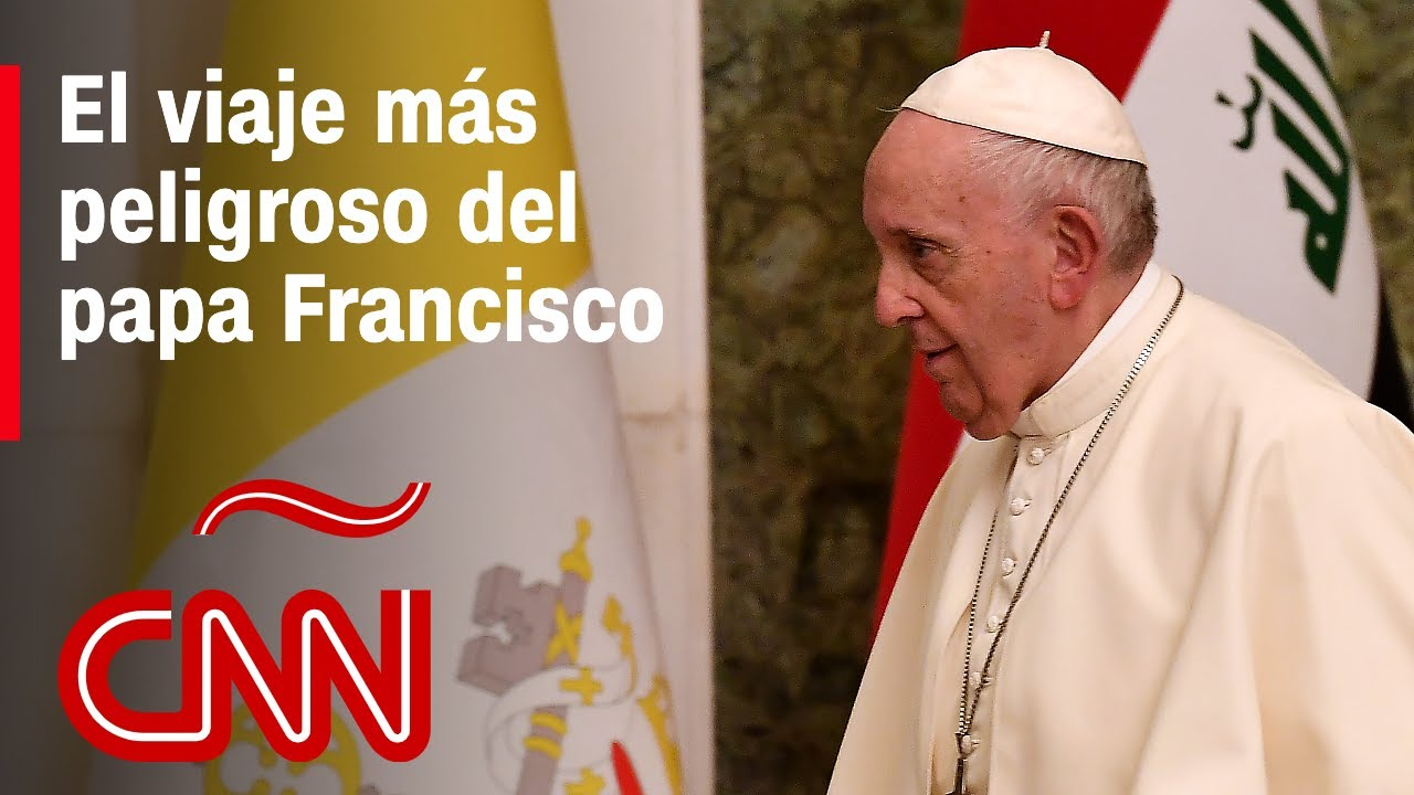 La peligrosa visita del papa Francisco a Iraq