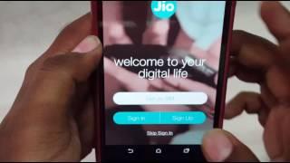 Generate JIO SIM barcode on any smartphone - september 2016 (latest)(GET JIO SIM)