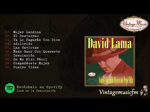 Mariachi Mexico de Pepe Villa, David Lama. Colección México #33 (Full Album/Álbum Completo)