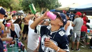 Dallas Cowboys Tailgate Party - Sept. 7, 2014