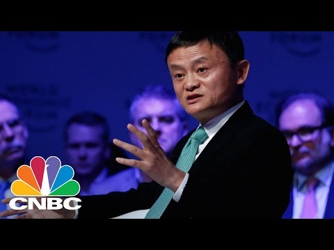 Jack Ma's Artificial Intelligence And Automation Warning | CNBC