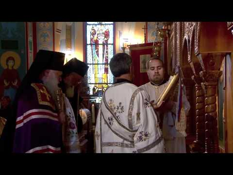St. George Serbian Orthodox Church Centennial Sunday, 10/23/2011 Part One