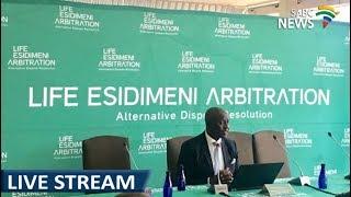 Judge Moseneke delivers Life Esidimeni report For more news, visit:...
