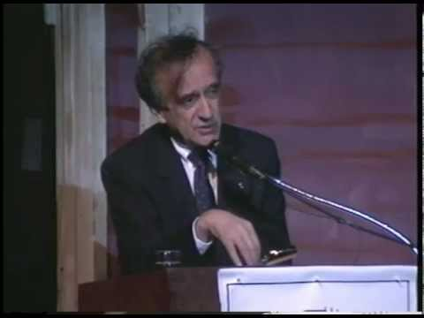 the writing style of elie wiesel Free essay: elie wiesel: a survivor of the holocaust elie wiesel wrote in a  mystical and  elie wiesel spoke in third person when writing his stories  the  writing style of elie wiesel in the memoir night, elie wiesel uses a distinct writing  style.