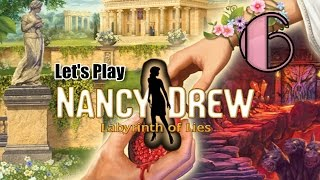Nancy Drew 31: Labyrinth of Lies [06] w/YourGibs - HARDY BOYS RESEARCH DANGEROUS THEATER TROUPE