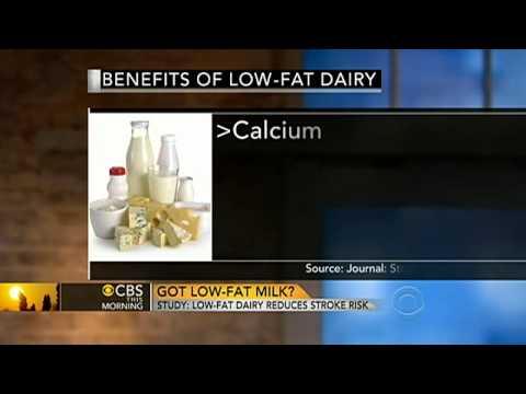 The benefits of skim milk