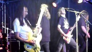 "Badmouth Live at Arvika Festival 2009. Song ""Judas"""