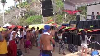 Axer & Shabot - Hallucination Beach Festival 2014 - 1080 HD