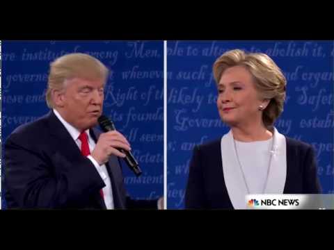 "Donald Trump's Presidential ""Ronald Reagan"" Moment at the Debate ~ HNR Youtube Report"