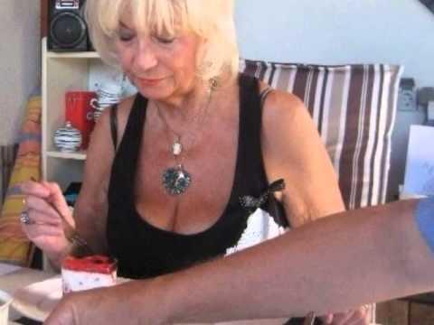 Nackt christine glatz Christine Glatz: