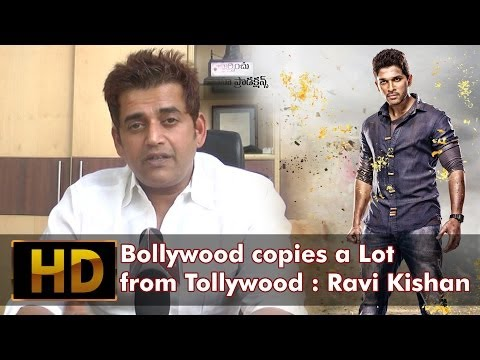 Bollywood copies a