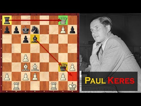 Thank you, Miki, for this excellent fight! ~ Paul Keres