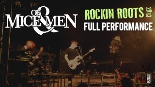 Of Mice & Men - FULL SET #3 LIVE! Rockin Roots 2013 (Bakersfield, CA)