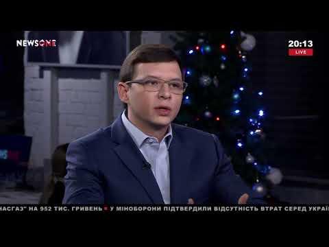Евгений Мураев в 'Большом вечере' на телеканале NewsOne, 04.01.18