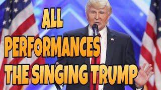 the singing trump all performances americas got talent 2017 talent worldwide