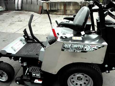 50'' Dixie Chopper Zero Turn Lawn Mower