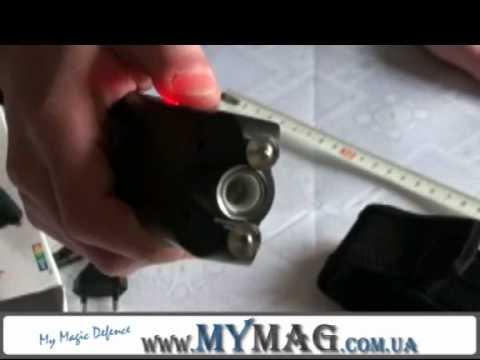 видео: Электрошокер ОСА 704 от mymag.com.ua