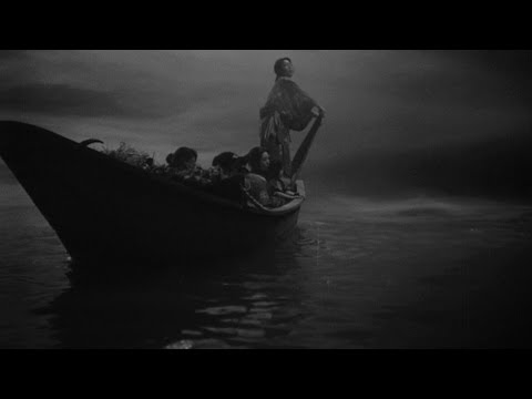 Ugetsu - By Boat in the Moonlight