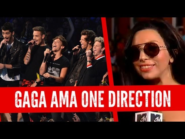 Lady Gaga Defiende a One Direction en los VMAs! Videos De Viajes