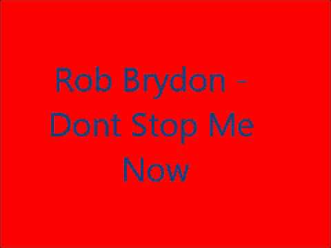 Rob Brydon sings Don't Stop Me Now on ISIHAC