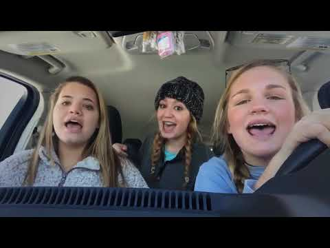 Snow Day Car Karaoke!!!