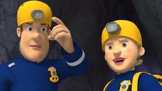 Strażak Sam Do jaskini! Nowe odcinki Najlepsze uratowania Kreskówki dla dzieci