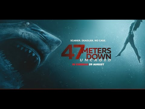 Download 47 Meters Down: Uncaged (2019) Dual Audio [Hindi-English] 720p BluRay ESubs Download