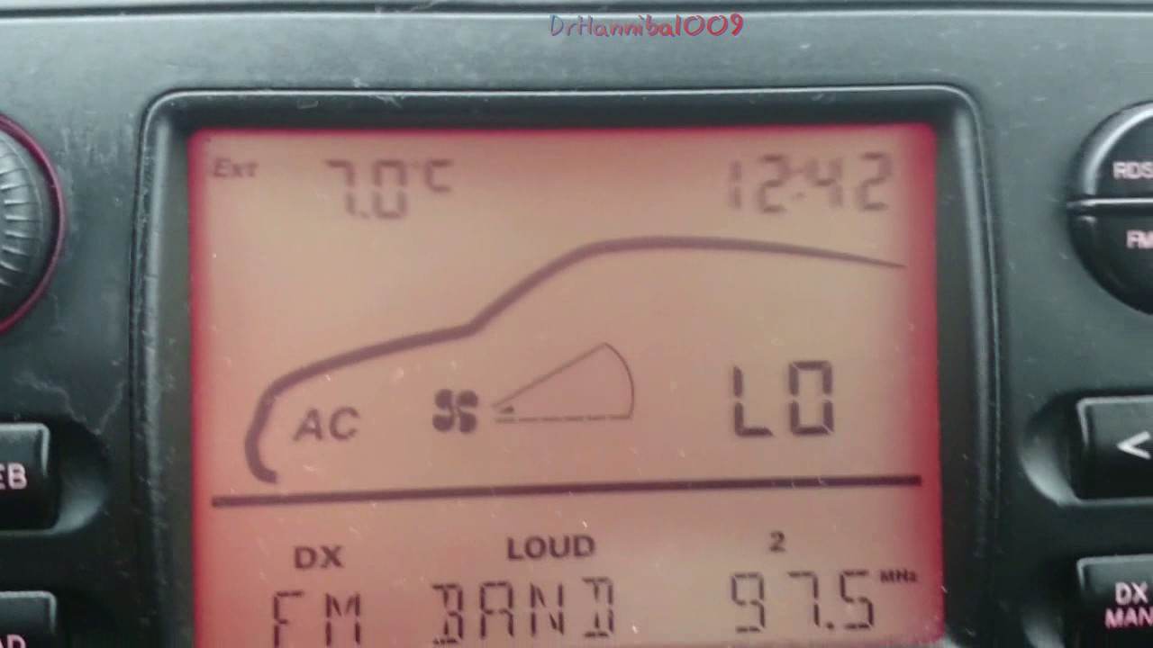 2013 Passat Interior Fuse Box Seat Air Condition Problem Youtube