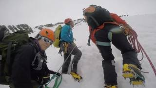 Mont Blanc Grand Couloir 1080p 60fps