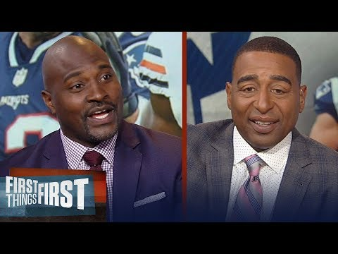 Cris and Marcellus on how Brady, Pats' offense matchup with Mack, Bears D | NFL | FIRST THINGS FIRST