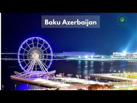 Azerbaijan tour from India Part 1   shree Rajyash Holidays