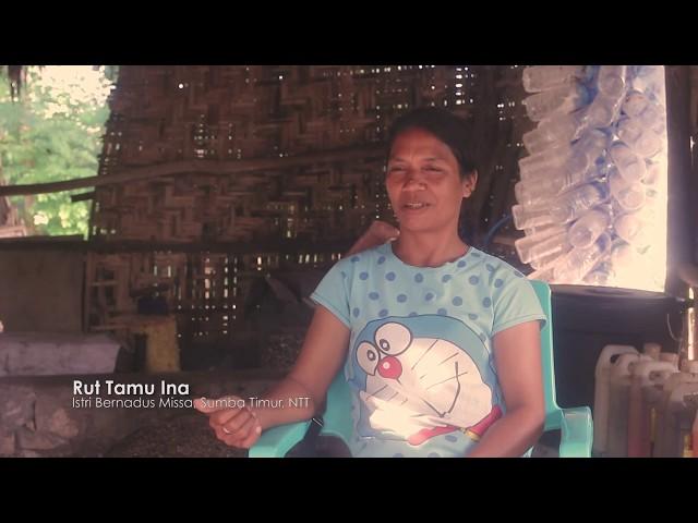#SeriTestimoni Pengguna Biogas Rumah (BIRU) - Nusa Tenggara Timur