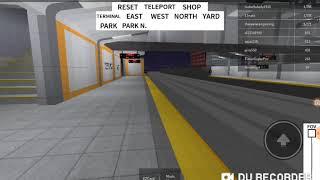 Roblox 2:nyc subway train ride and derailment
