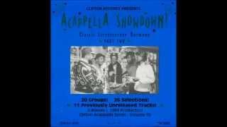 Patty & The Street-Tones - No, No, No (A CAPELLA)