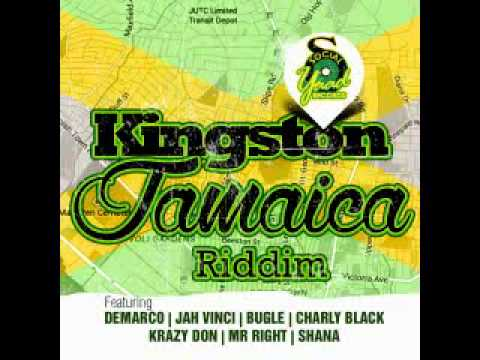 Bugle - Real Yaad Man - Kingston Jamaica Riddim - April 2015