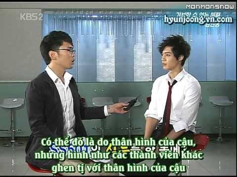 [Vietsub]17.10.09 Kim Hyun Joong Interview @ Weekly Entertainment - hyunjoongvn.com