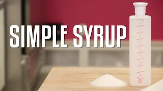 How To Make and Use SIMPLE SYRUP for your CAKES! AND Where To Find My BOTTLE!
