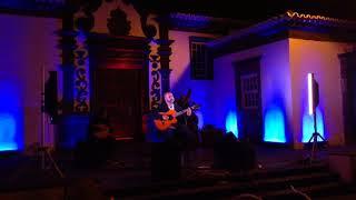 Mário Fernandes a abrir a primeira noite do Festival da Povoação